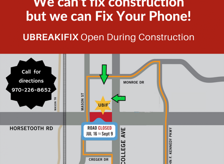 uBreakiFix Fort Collins